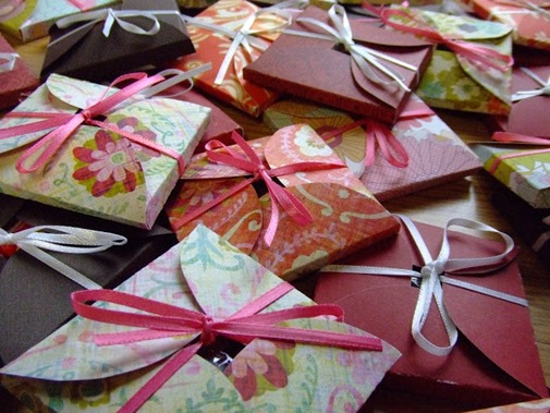 Candy Box Valentines via Confessions of a Secret Crafter
