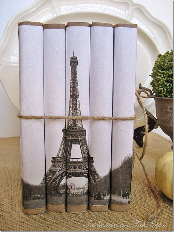 CONFESSIONS OF A PLATE ADDICT Eiffel Tower Book Bundle
