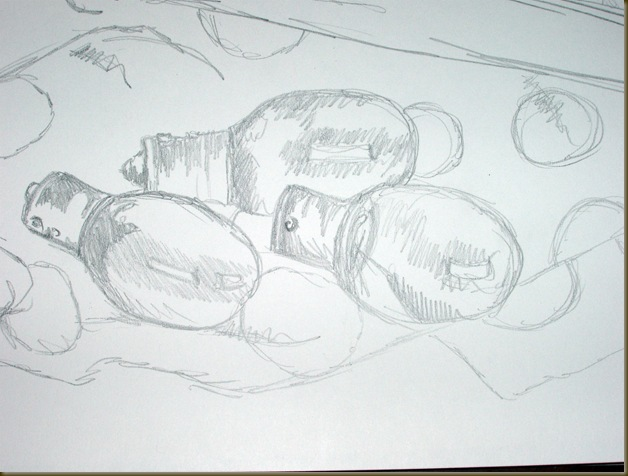 100 drawings drawing one detail two_picnik