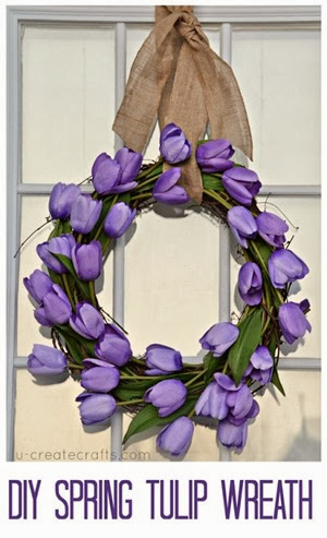 DIY-Spring-Tulip-Wreath