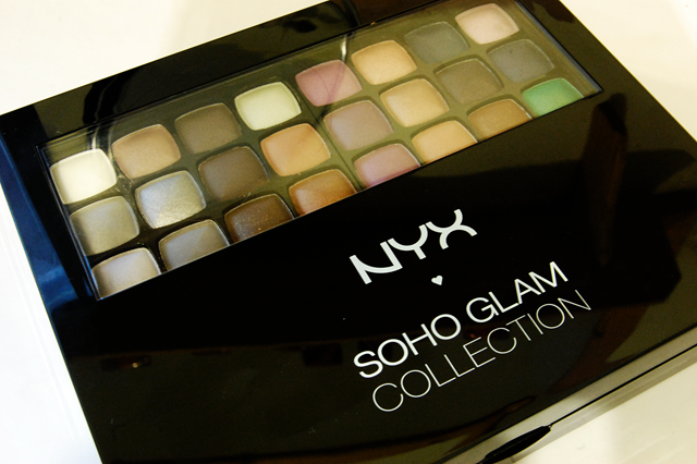 NYX soho glam