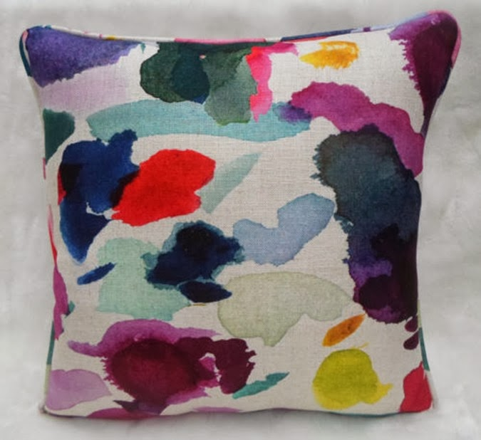 Bluebellgray_Abstract_Cushion_Cover_Ebay