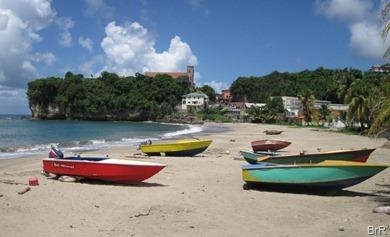 Grenada_Sauteurs_Strand_Klippe