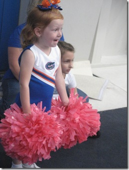 Gator Cheerleaders 008