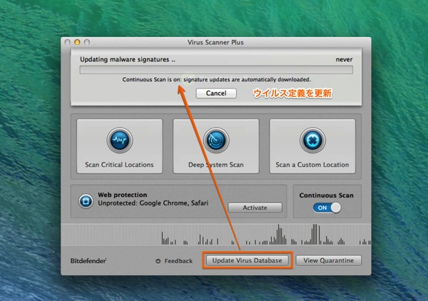 Mac app utilities virus scanner plus4
