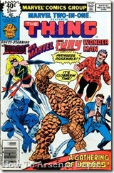 P00051 - Marvel Two-In-One #51