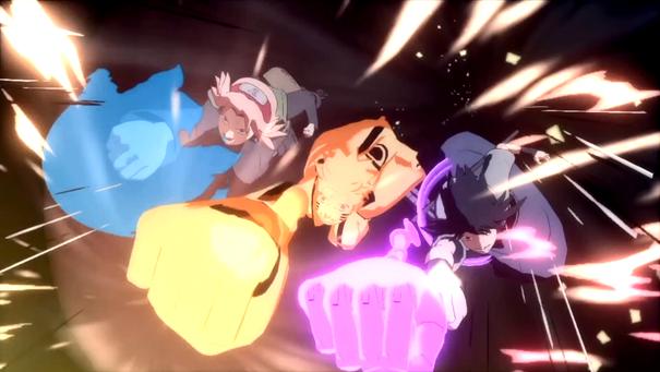 Novo Trailer de Naruto: Ultimate Ninja Storm Revolution