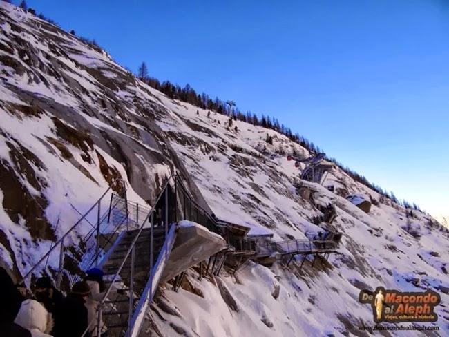 Mer de Glace Chamonix-Mont-Blanc France 7