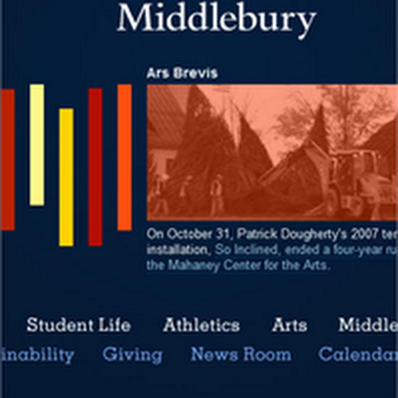 10 excelentes diseños de sitios web de universidades