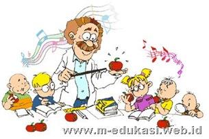Lomba keberhasilan guru dalam pembelajaran