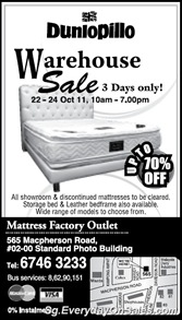 Dunlopollo-warehouse-sale-Singapore-Warehouse-Promotion-Sales