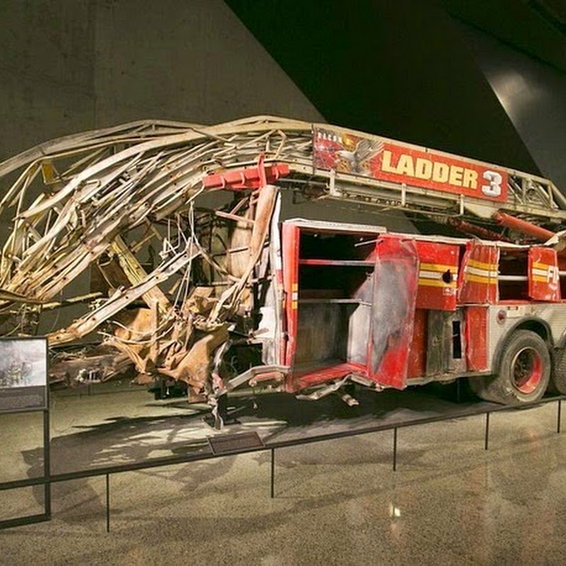 The National 9/11 Memorial Museum