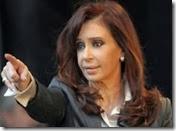 Cristina Te voy a denunciar