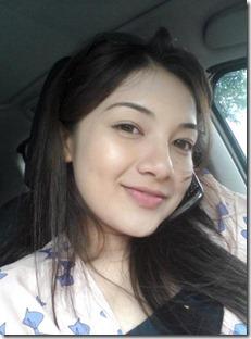 Neelofa tanpa make up (1)