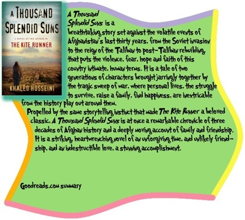 a thousand splendid suns essay  a thousand splendid suns · the kite runner editions the kite runner editions