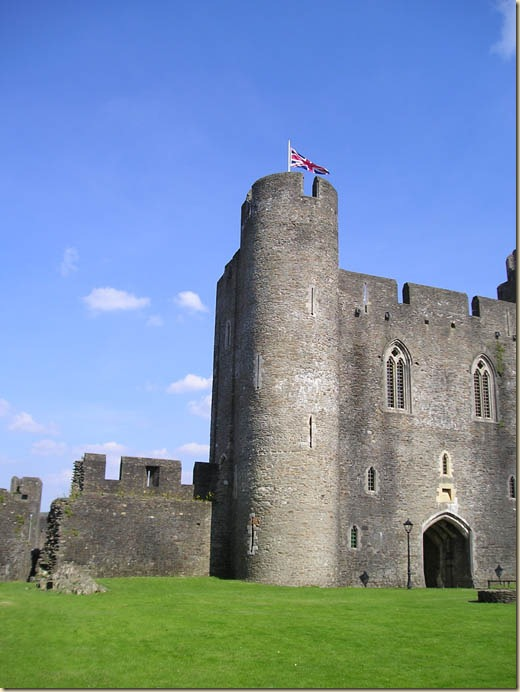 caerphilly castle6