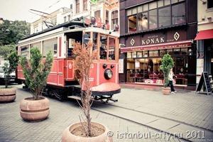 Туристический поток в Стамбул растёт