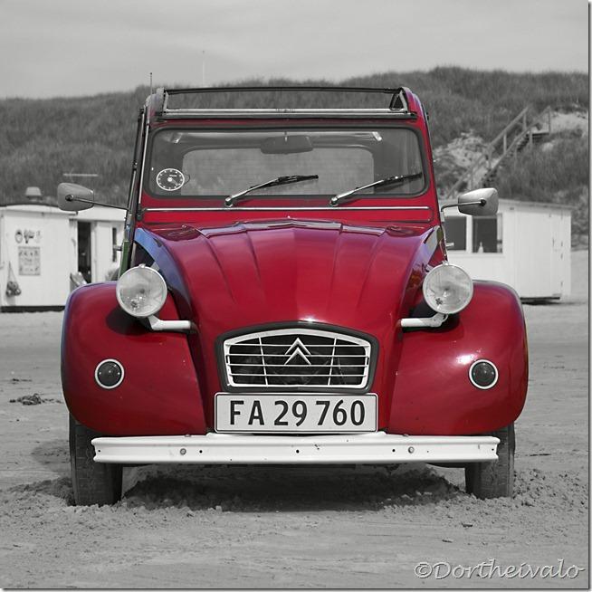 rødbil