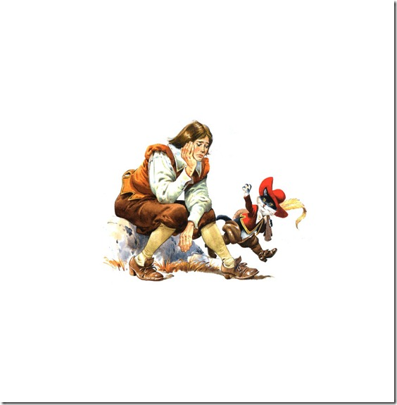 El Gato con Botas,El gato maestro,Cagliuso, Charles Perrault,Master Cat, The Booted Cat,Le Maître Chat, ou Le Chat Botté (48)