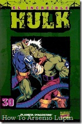 P00030 - Coleccionable Hulk #30 (de 50)