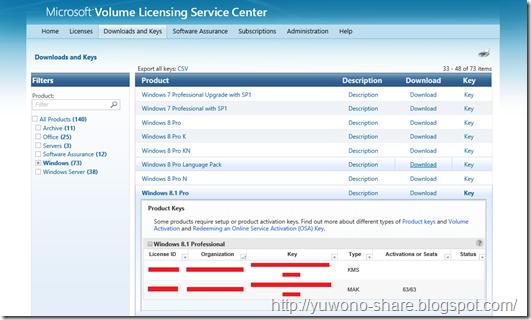 Microsoft Volume Licensing Service Centre 3