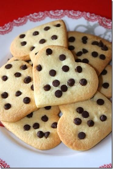 Biscotti del cuore di Anais