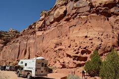 Trail Head Cassidy Trail