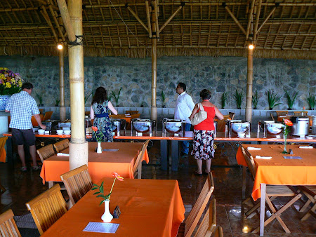 Bali restaurants: all you can eat!