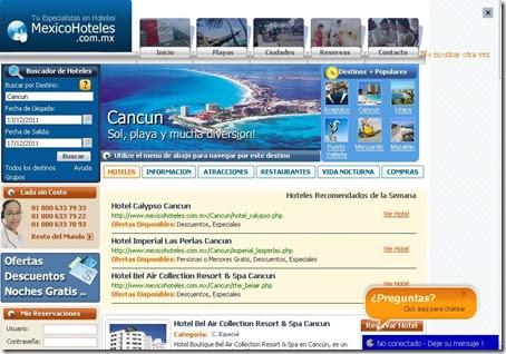 Cancun mazatlan playas playas bellas de mexico hoteles todo incluido - Hoteles en puerto rico todo incluido ...