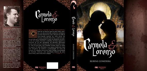 Capa - Carmela e Lorenzo