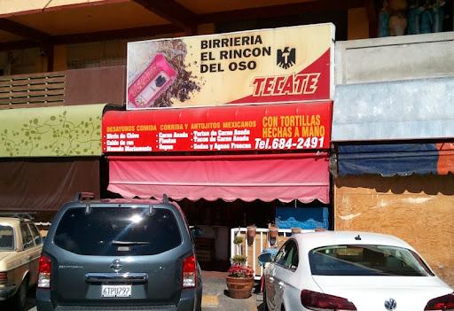 Birreria El Rincón del Oso in Mercado Hidalgo