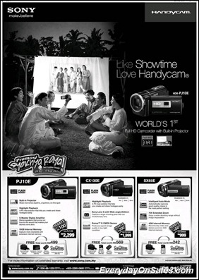 sony-handycam-raya-promotion-2011-EverydayOnSales-Warehouse-Sale-Promotion-Deal-Discount