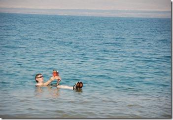Oporrak 2011 - Jordania ,-  Mar Muerto , 18 de Septiembre  09