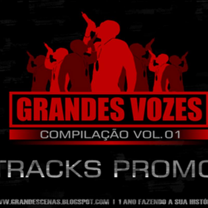 """Compilação """"Grandes Vozes Vol.1"""" – Grandes Cenas Blog [Promo Tracks]"""