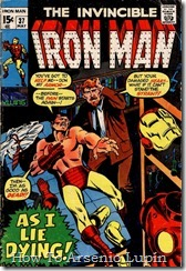 P00181 - El Invencible Iron Man #37