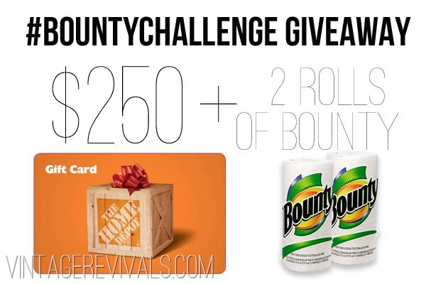 Bounty Challenge Giveawy
