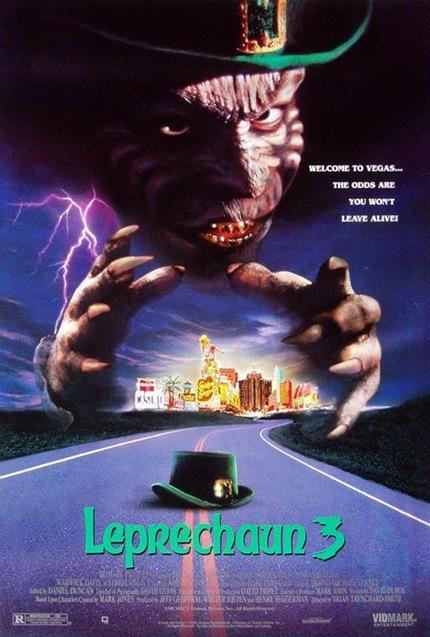 Leprechaun 3 1995 Poster