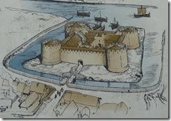 inverlochy castle 1300