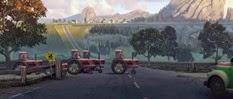 14 les tracteurs