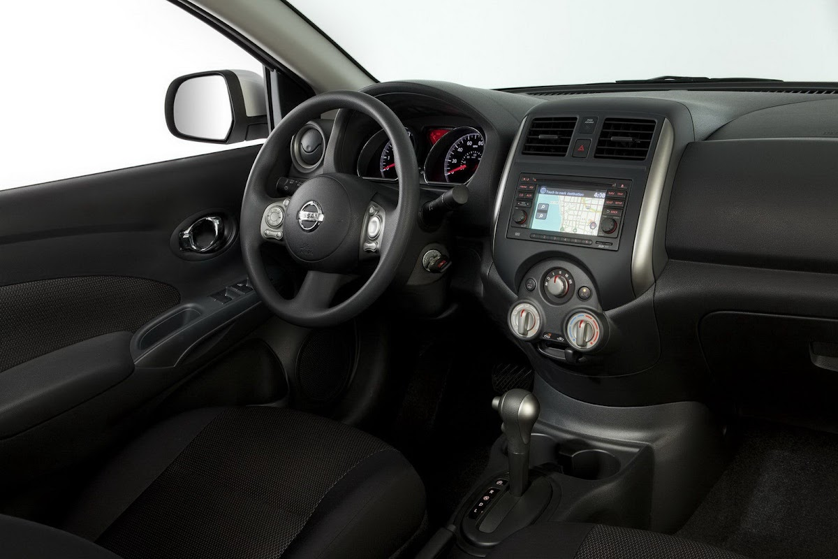 2013 nissan versa brings a 1000 price hike for the base model 2012 nissan versa 5 vanachro Image collections