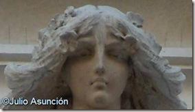 Mirada de la Ninfa del Palacio Cibeles - Madrid