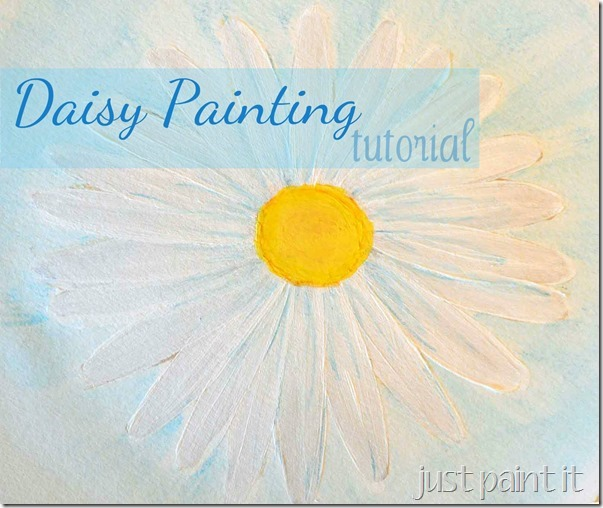 how-to-paint-daisy