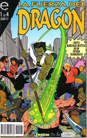P00001 - La Fuerza del Dragon #1