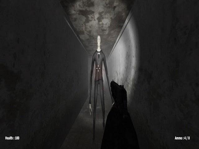 لعبة الرعب سيلندرمان لابد أن يموت Slenderman Must Die Chapter 1