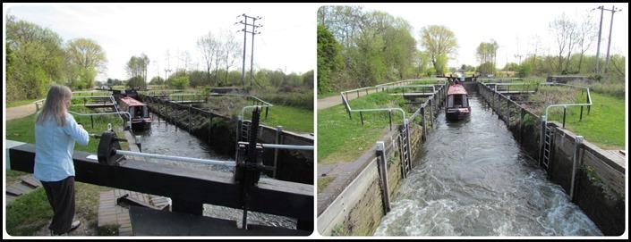 D Monkey Marsh Lock