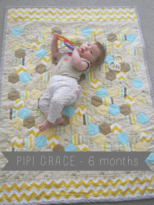 Pipi 6 months