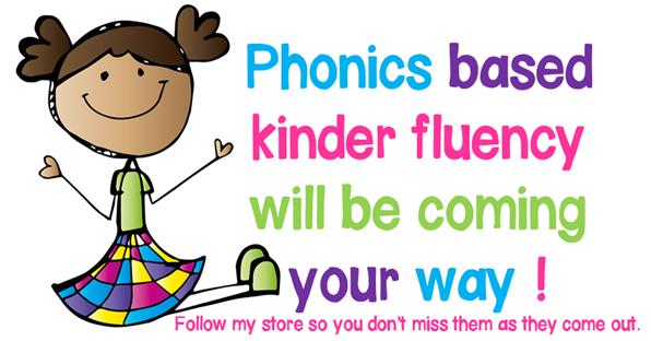 kinder fluency