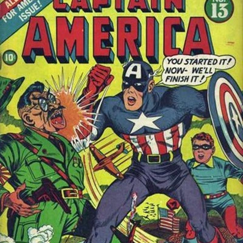Os quadrinhos e a propaganda de guerra americana
