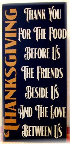thanksgiving friend