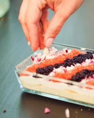 caviar-cake